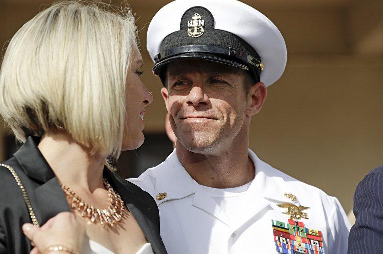 Морской пехотинец США Эдвард Галлахер