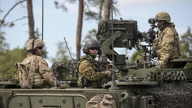 Российская военная угроза: крупнейший воздушный десант американских и британских войск в Прибалтике (Daily Express, Великобритания)