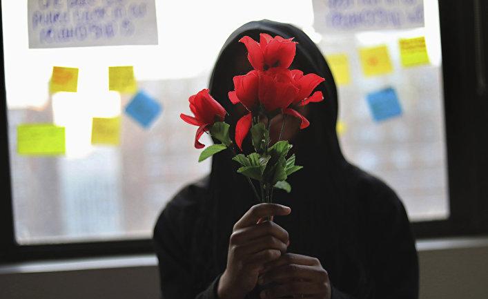 Жертва сексуального насилия в бруклинском районе Нью-Йорка