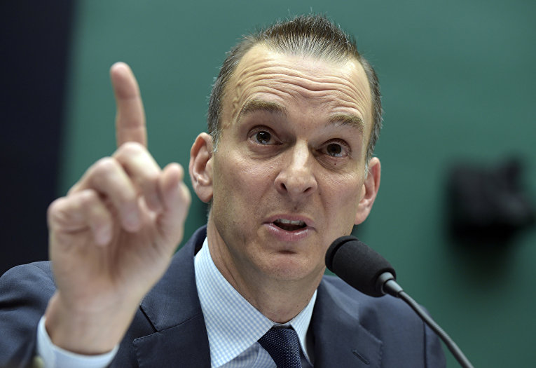 Глава антидопингового агентства США USADA Трэвис Тигарт