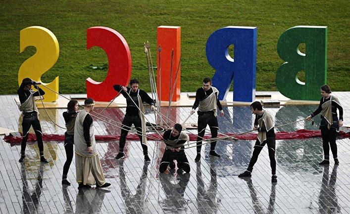 III Международный фестиваль театральных школ стран БРИКС