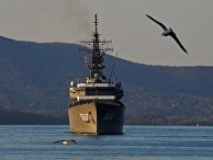 Учебный корабль Морских сил самообороны Японии «Касима»