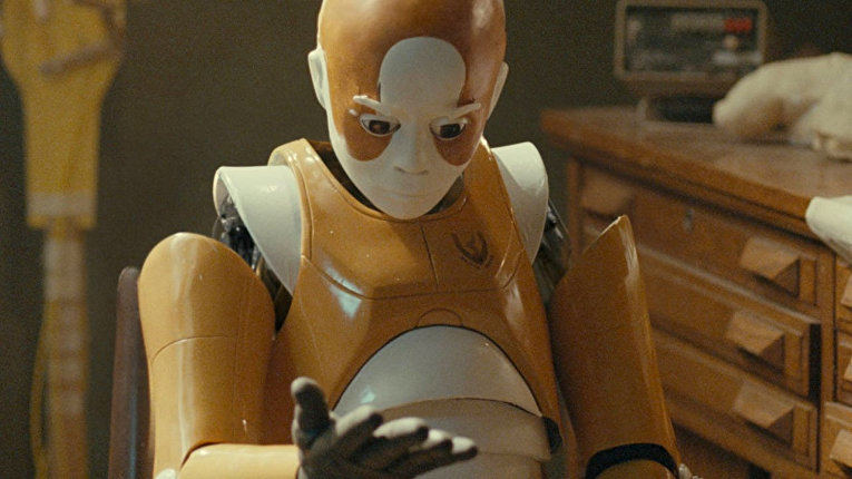 """Кадр из фильма """"Ева: искусственный разум"""""""