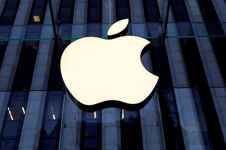 Apple store в Нью-Йорке, США