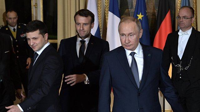 Один на один с Путиным: чем опасны новые нормандские инициативы Зеленского (Европейська правда, Украина):