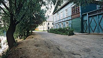 Дом-музей писателя Ф. М. Достоевского в городе Старая Русса