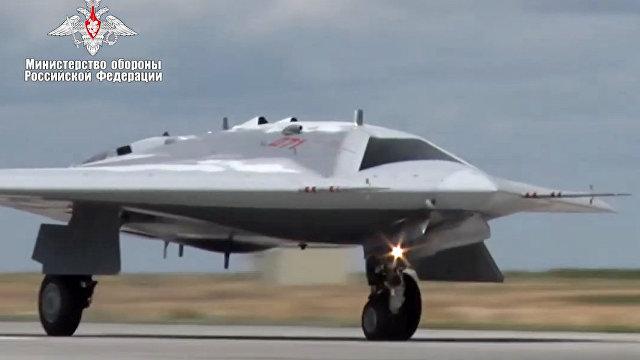 Forbes (США): Сбросить бомбы! В ходе решающих испытаний российский ударный беспилотник сбросил 500-килограммовую авиабомбу