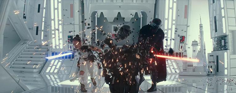 Трейлер фильма «Звездные войны: Скайуокер. Восход»