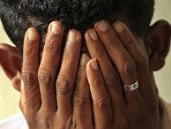 Нелегальный мигрант из Шри-Ланки, пытавшийся добраться до Австралии по морю