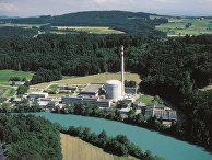 Атомная электростанция Мюлеберг в Швейцарии