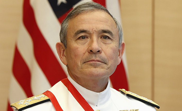 Посол США в Южной Корее Гарри Бинкли Харрис