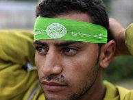 Сторонник «Братьев-мусульман» в Каире