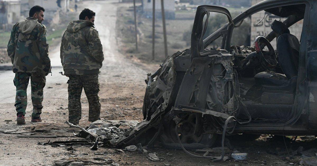 Заявление, которое потрясет мировое сообщество: по нашему военному конвою ударил российский самолет (Yeni Akit, Турция)