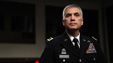 Американский генерал Пол Накасоне