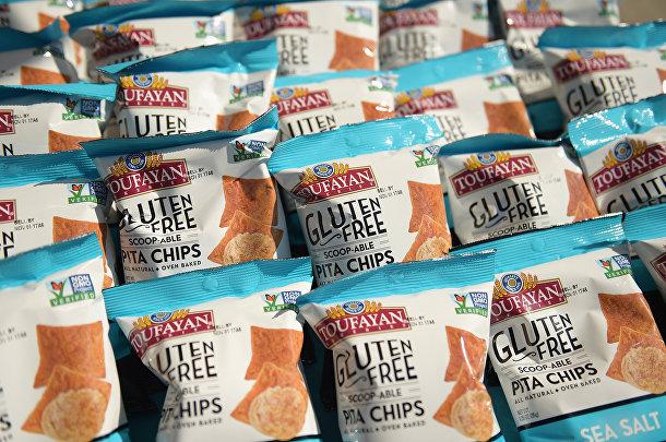 Безглютеновые чипсы