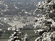 Южно-Сахалинск панорама