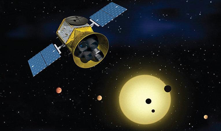 Космический телескоп TESS