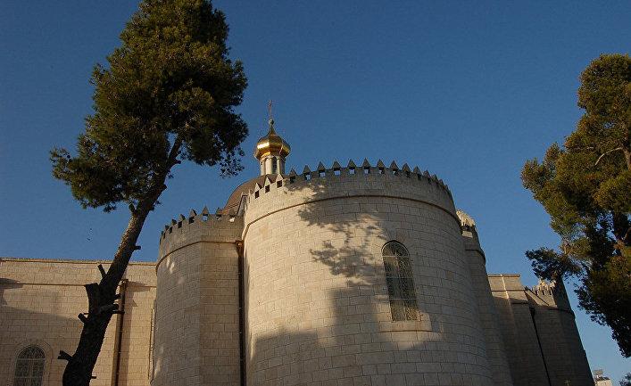 Монастырь Святой Троицы (Хеврон)