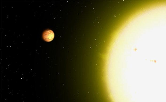 Экзопланета 51 Пегаса b