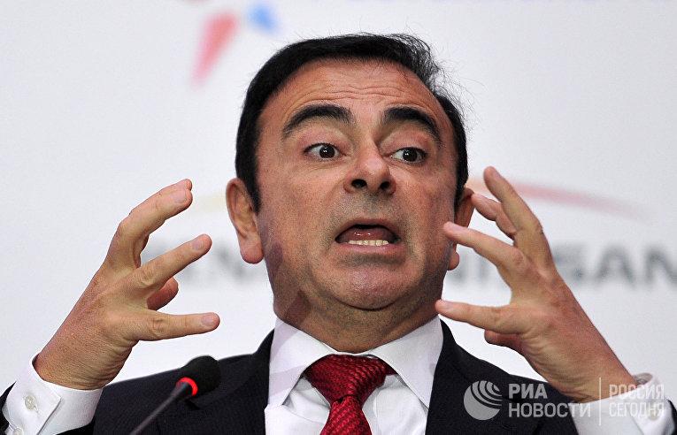 """Подписание соглашения между """"Ростехнологиями"""" и Renault-Nissan"""