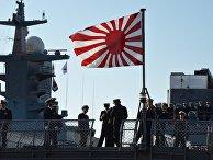 Корабли морских сил самообороны Японии прибыли во Владивосток