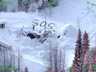 30-летний американец продержался больше трех недель в снежном плену на Аляске