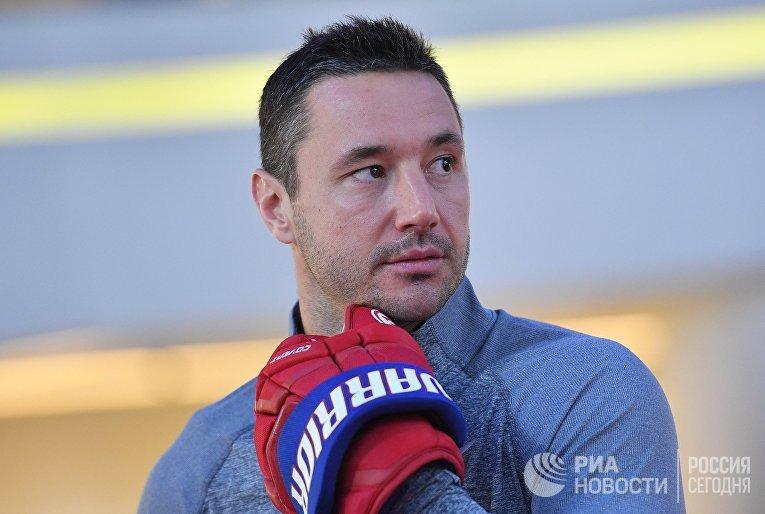 Российский хоккеист Илья Ковальчук