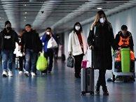 Усиление санитарно-карантинного контроля в аэропортах
