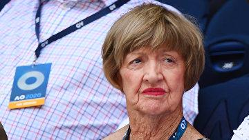 Бывшая австралийская теннисистка Маргарет Корт