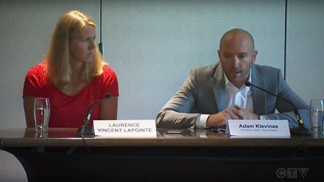 Канадская каноистка Лоранс Венсан-Лапуант об отстранении из-за допинга: «Мой мир рухнул» (CTV, Канада)