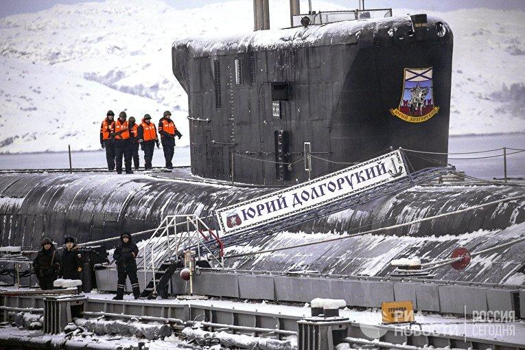 Учебно-тренировочный комплекс подводников Северного флота