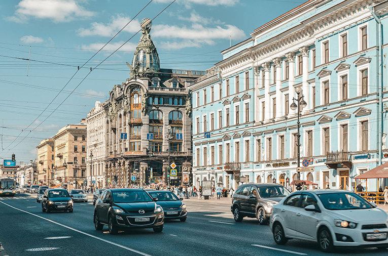 Невский проспект, Санкт-Петербург