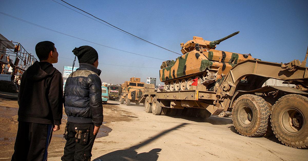 Война в Сирии. «Турецкий гамбит» Эрдогана?