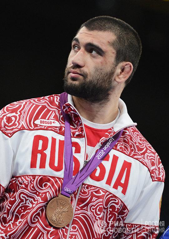Россиянин Билял Махов