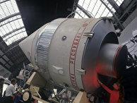 Последняя ступень первой космической ракеты, запущенной в сторону Луны 2 января 1959 года