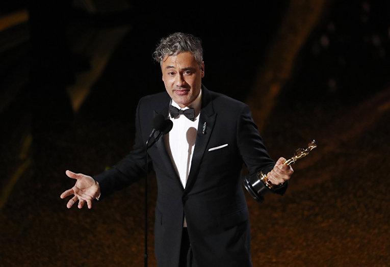 "Тайка Вайтити на церемонии вручения премии ""Оскар"" в Лос-Анджелесе"