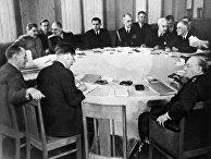 Ялтинская (Крымская) конференция 1945 года