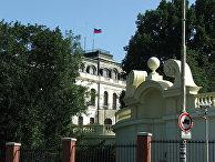 Посольство РФ в Праге, Чехия