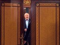 Встреча президента РФ В. Путина с президентом Белоруссии А. Лукашенко