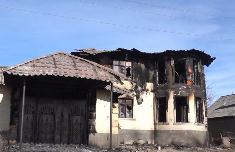 Дунгане Казахстана потрясены кровавым насилием