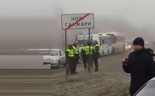 На Украине изгоняют эвакуированных из Уханя сограждан