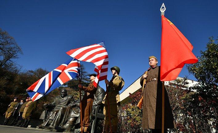 75-ти летие Победы поставило западных лидеров перед дилеммой.