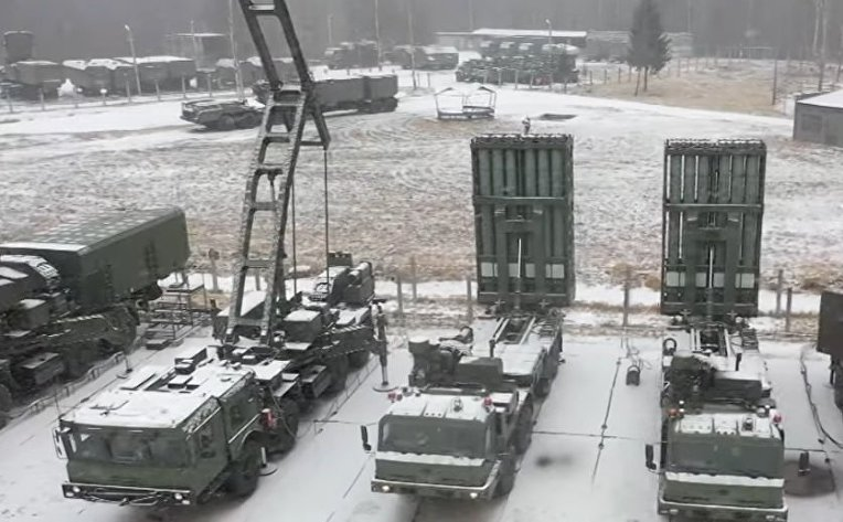 В России поставили на боевое дежурство «убийцу крылатых ракет»