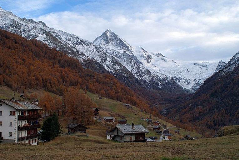 Виды Швейцарии