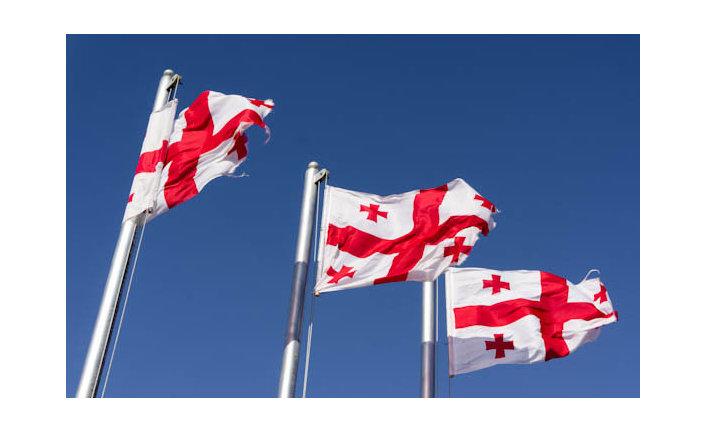 Флаги Грузии
