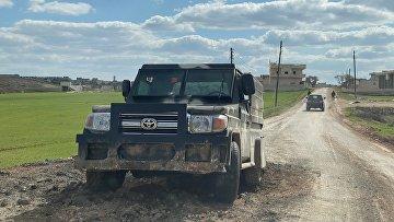 Ситуация в сирийской провинции Идлиб