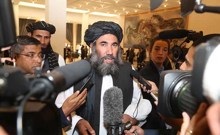 Лидер движения «Талибан» Абдул Салам Заиф