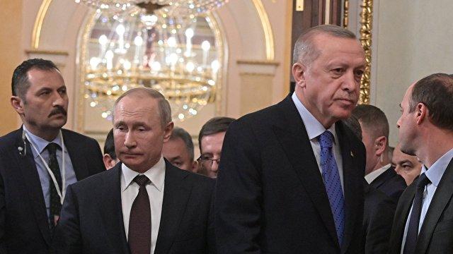 Haber7 (Турция): корабли США не пройдут в Черное море
