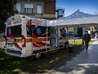 Ситуация в Италии в связи с коронавирусом
