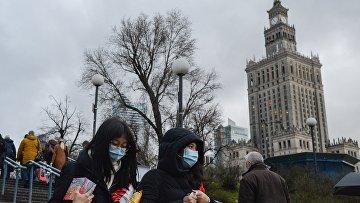 Ситуация в Варшаве в связи с коронавирусом